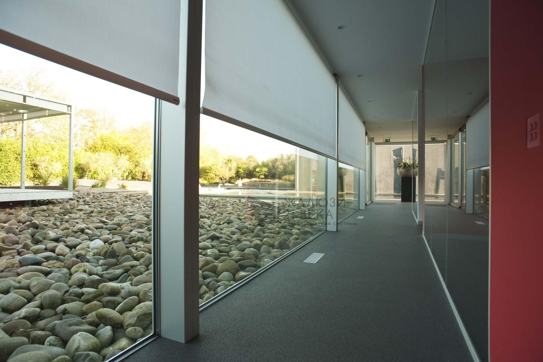 Большие Рулонные шторы (до 4-х метров в ширину)