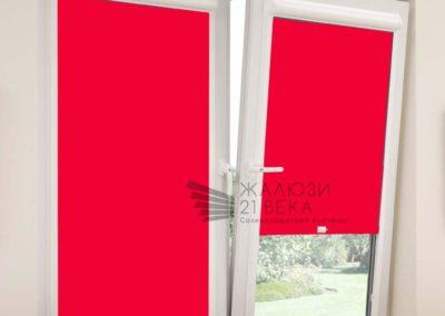 Кассетные рулонные шторы uni-uni2 1
