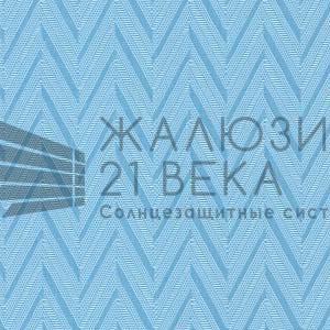 104. Ткань-Моран-голубой
