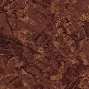 214. Ткань-Шёлк-коричневый