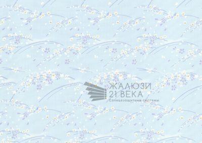 299. сакура-голубой