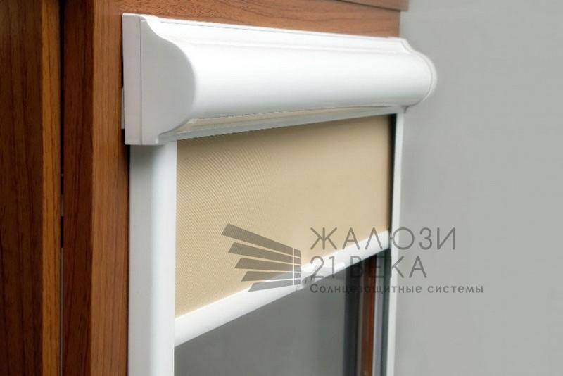 Рулонные шторы Uni2 с пружиной