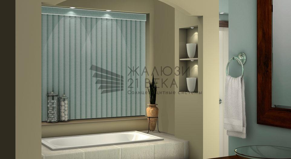 Vertical Blinds for your bathroom